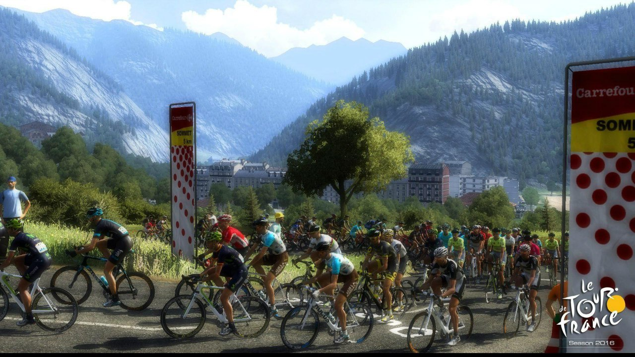 Pro Cycling Manager 2016 (2016) PC | FitGirl Repack - Скриншот 2