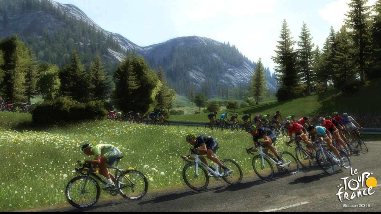Pro Cycling Manager 2016 (2016) PC | FitGirl Repack - Скриншот 1