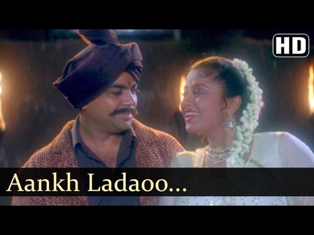 Aankh Ladaoon | Tilak Songs | Shilpa Shirodkar | Paresh Rawal | Alka Yagnik | Filmigaane