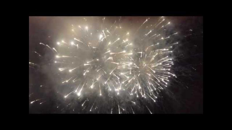 Салют в Геленджике в честь открытия курортного сезона 2016