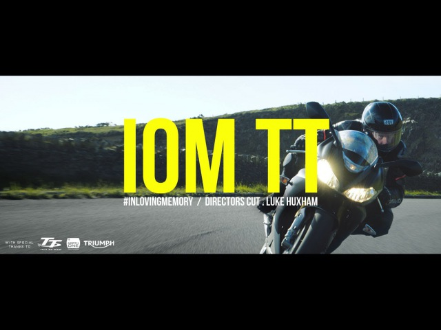 Isle of Man TT Trailer - Luke Huxham - IOM TT