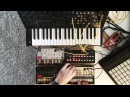 Analogue Love Korg MS 20 SQ 1 Volca Beats Bass Keys