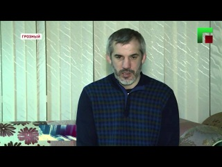 Бувайсар Сайтиев - сюжет телеканала Грозный