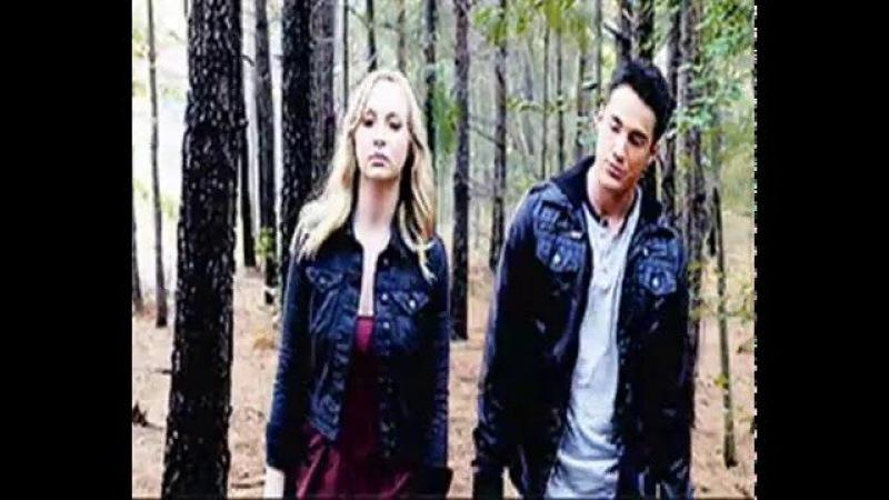 Stefan\Elena\Damon Tyler\Caroline\Klaus -Гранитный камушек