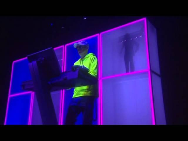 Pet Shop Boys - Rent (Live At Auditorio Nacional - Cubism)