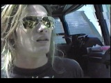 Hanging out with Sebastian Bach - June 1st, 1991 - Columbus, Ohio