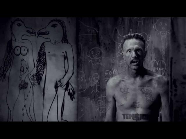 'I FINK U FREEKY' Live Installation Interview - Roger Ballen Die Antwoord Mouche Gallery