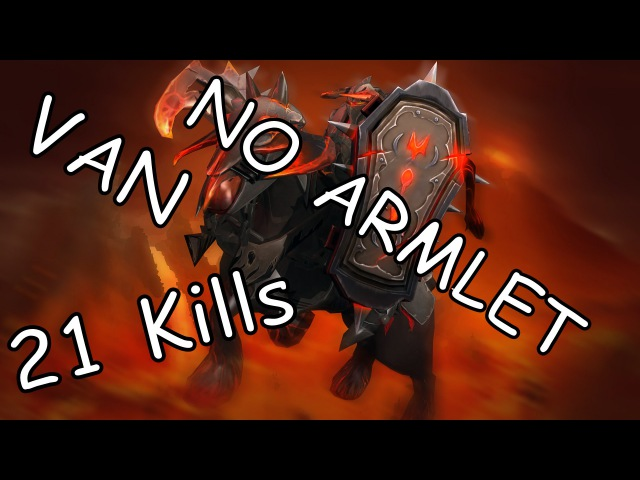 Van Dota 2 Chaos Knight 21 Kills Destroy Enemy Without Using Armlet Like a Manslaughter