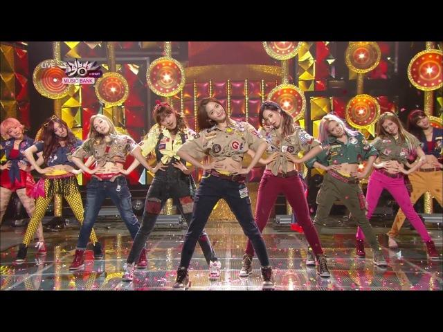 Girls' Generation 소녀시대 Comeback Stage 'Dancing Queen' 'I GOT A BOY' KBS MUSIC BANK 2013.01.04