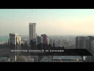 """Съёмки фильма """" Байкеры 3"""" в Чикаго"""
