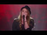 La Voix 4  Travis Cormier  Auditions
