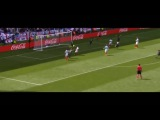 Гол Бейла в ворота Англии Bale's goal England