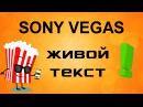 20 шаблонов анимации текста в Sony Vegas Плагин Pro Type Titler Уроки видеомонтажа Сони Вегас