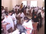 School Girls cheating in paper very funny, collage girsl cheating, pakistani funny video,