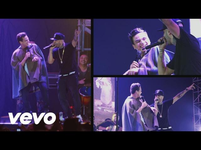 Silvestre Dangond - Materialista (Vivo) ft. Nicky Jam