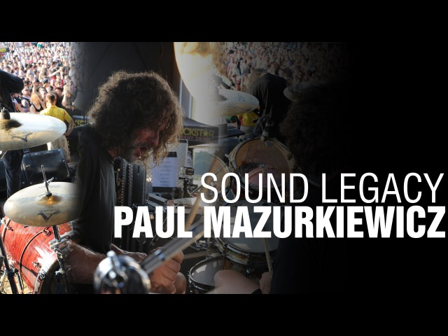 Sound Legacy - Paul Mazurkiewicz