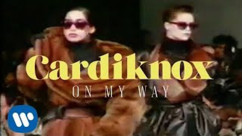 Cardiknox - On My Way (Lyric Video)