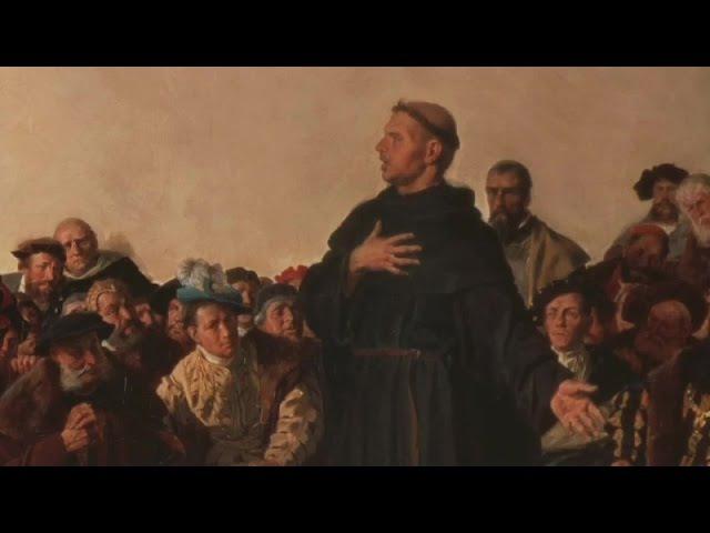 [субтитры рус. нем.] Немцы (Die Deutschen) s01e04 - Мартин Лютер и немецкая нация