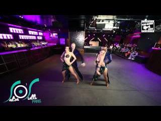 ALEGRIA Dance Company - Showtime @ Salsa O'Sulli Paris