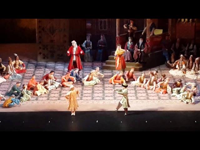 Детский татарский танец из балета