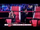 Таскын Наш Казах в Китае на Шоу Голос Прекрасно Поет Песню Дударай, Angel. Жюри Аплодирует Стоя