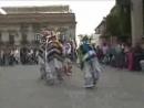 Танец маленьких Старикам , Мичоакан Мексика.