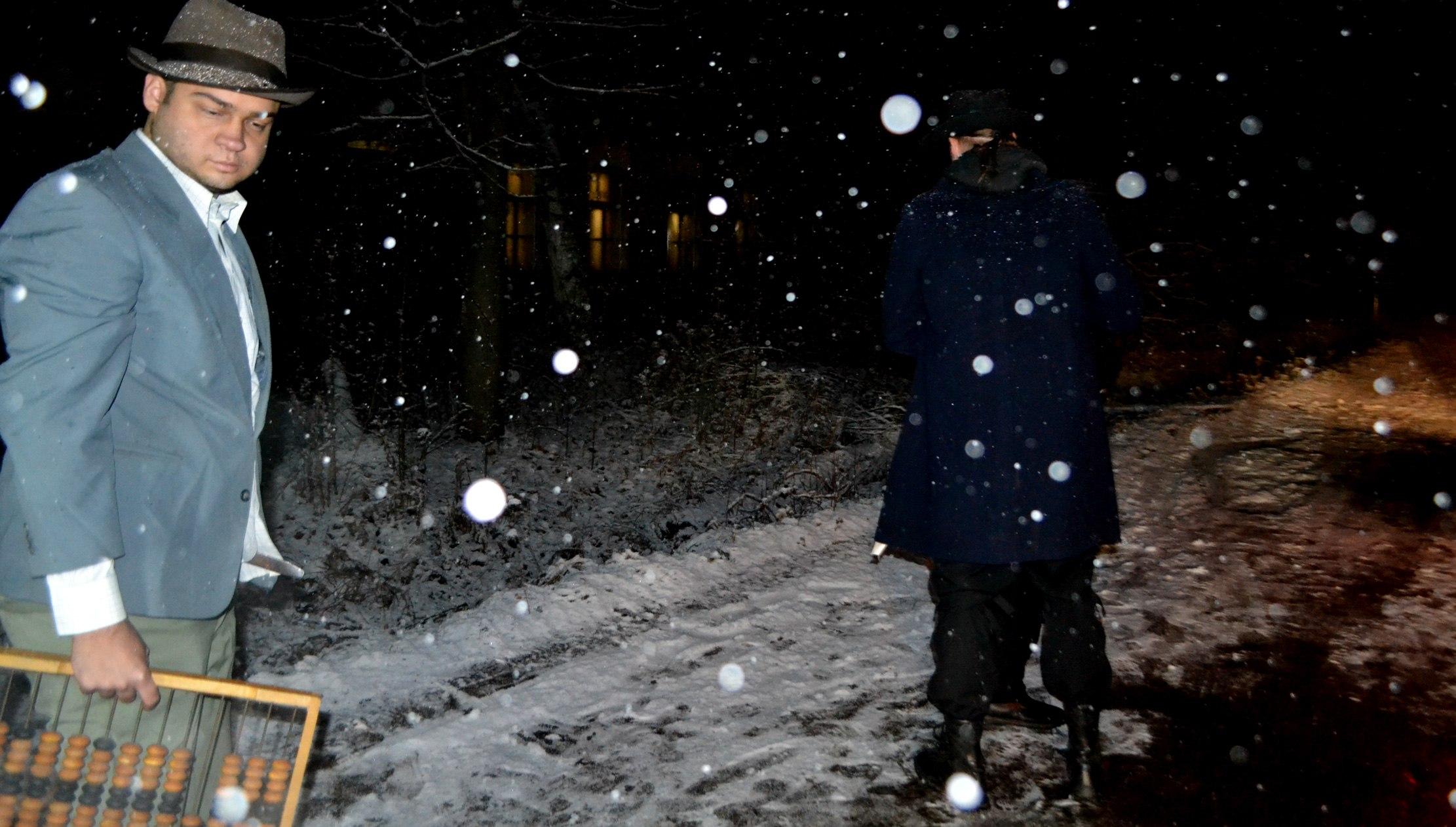 18 декабря НОВОГОДНИЙ UGAR ПАУКа - 2016