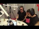 Артем Пиндюра (MBAND) поет песню Егора Крида! LOVE RADIO