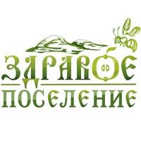 Логотип ЗДРАВОЕ ПОСЕЛЕНИЕ /Родовые поместья/Экопродукт