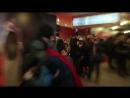 Бэтмен против Супермена: На заре справедливости  Бэтмен и Супермен на премьере