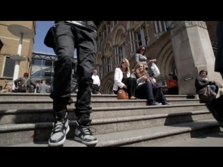 Larry in London for Beyonce - YAK FILMS x LES TWINS -One Shot- Blu-ray PRE-ORDER NOW