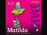 Roald Dahl - Matilda    Novel. Kate Winslet
