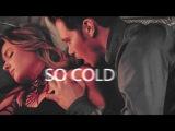 Klaus+Camille (+Aurora)  So cold (3x09)