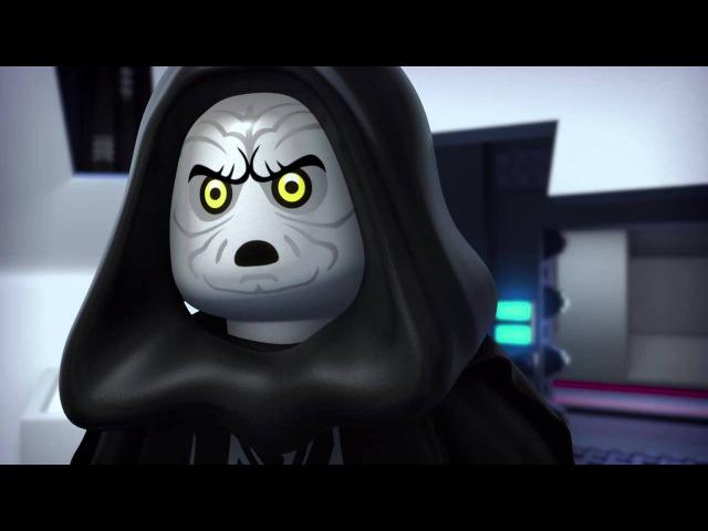 The Hunt for Luke Skywalker - LEGO Star Wars -