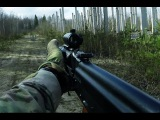 Тактическая рукоятка - упор VTS Fab Defense