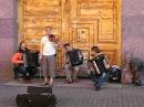 Уличные музыканты в Питере!