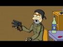 S.T.A.L.K.E.R. Анекдоты из Зоны - Пулемёт