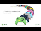 Xbox One New Controller Design (Create your own design) (E3 2016)