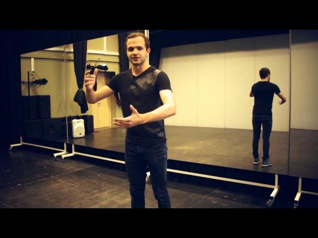 Уроки танца как научиться танцевать робота. Школа танца для начинающих