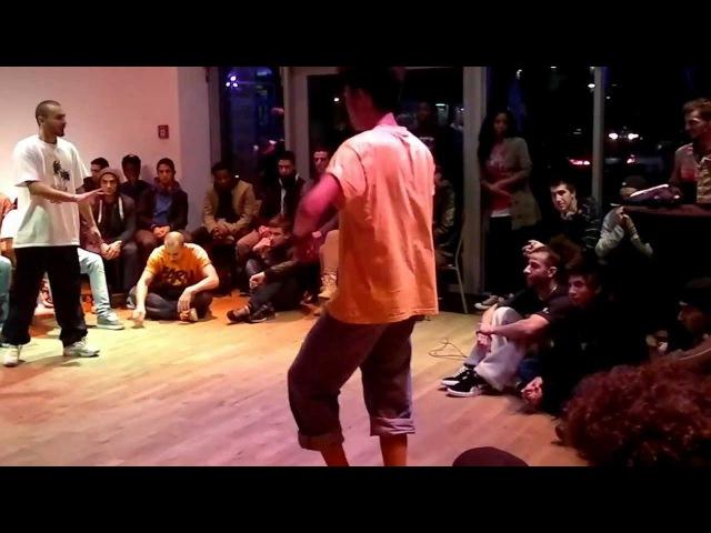 Circle Session 2011 Ukay (BNMP/K.MIFA) vs Inthavah (SSB/K.MIFA)