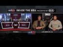 [Ep. 0515-16] Inside The NBA (on TNT) Full Episode –Movie Creed Cast, Stallone & Michael B. Jordan