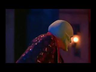Маска - смешные сцены с фильма Funny Scene in 'The Mask' 1994