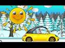 Maria oyuncak dünyasında - Kar fırtınasına yakalandık - Rengarenk bir macera