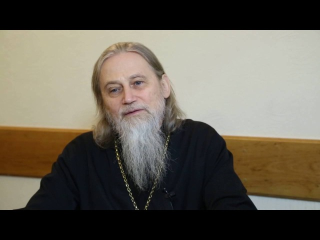 Архимандрит Сильвестр-Вячеслав Трутнев (2018)
