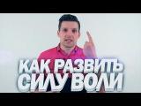 Павел Багрянцев Сила воли. Как развивать силу воли.