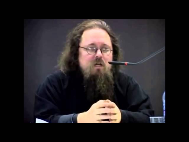 Андрей Кураев - (забавная история икона и протестанты)