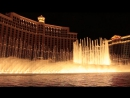 Bellagio Fountain Show, Las Vegas, March 8, 2016