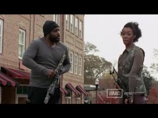 Ходячие мертвецы/The Walking Dead (2010 - ...) Фрагмент №1 (сезон 3, эпизод 14)