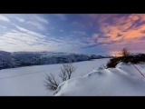 Красоты России, Северное сияние