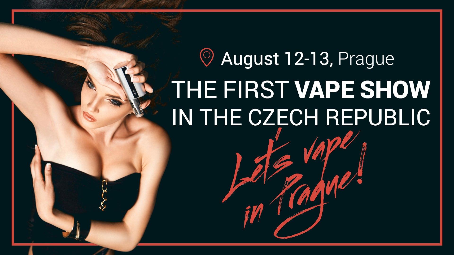 VAPESHOW Prague 2016